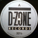 Hypersonic - Dance Tones - D-Zone Records - DANCE 001, Dance Zone Records - DANCE 001