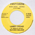 Sylford Walker - Lambs Bread - Pantomine - REDPM 6498