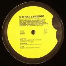 Shitmat & Friends - Gary's Gruesome Remixes - Planet Mu - ZIQ143