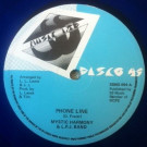 Mystic Harmony & L.P.J. Band - Phone Line - SS Music Ltd - SSMD 004