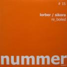 Frank Lorber / Sikora - Re_Boiled - Nummer-Schallplatten - # 15