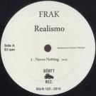 Frak - Realismo - Börft Records - Börft 125