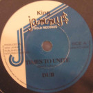 "Black Uhuru - Times To Unite / African Love - King Jammy's Gold - JAM 10""-002"