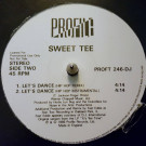 Sweet Tee - Let's Dance - Profile Records - PROFT 246 DJ