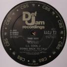 LL Cool J - Going Back To Cali - Def Jam Recordings - LLCJ T2