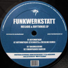 Funkwerkstatt - Melodie & Rhythmus EP - KarateKlub - KK009