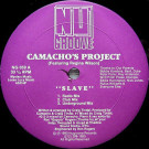 Camacho's Project Featuring Regina Wilson - Slave - Nu Groove Records - NG 059