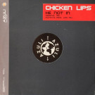 Chicken Lips - He Not In - Azuli Records - AZNY163