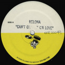 Halona - Can't Give Up On Love - Nervous Records - NER 20049