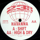 Havana - Shift / High & Dry - Limbo Records - LIMBO 002