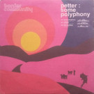 Petter - Some Polyphony - Border Community - 12BC