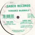 Terrance McDonald - Spaced Out / Mind Over Matter - Saber Records - S 3010