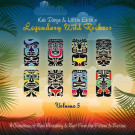 Various - Keb Darge & Little Edith's Legendary Wild Rockers Vol. 5 - BBE - BBE303CLP