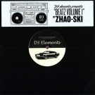 Zhao-Ski - Beatz Volume 1 - D3 Elements - D3EOO5