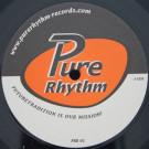 Various - Citi Traxx Vol. 1.0 - Pure Rhythm Records - PRR 01