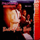 Various - The Great Heptones Harmonizes (vol. 1 Of 5) - Trench Town - none