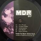 Ryan James Ford - MDR 017 - Marcel Dettmann Records - MDR 017
