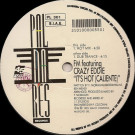 F. & M. Feat. Crazy Eddie & Q.Q. Freestyle - It's Hot (Caliente) - Palmares Records - PL 361