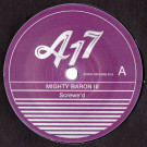 Mighty Baron III / Sun Runners 女神の恋人達 - A17 - Apron Records - APRON17
