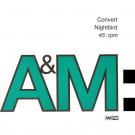 Convert - Nightbird - A&M PM - AMY 845, A&M PM - 390 845-1
