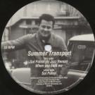 Summer Transport - Sol Patrol - Sense Music - SES 010