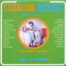 Various - Studio One Rockers - Soul Jazz Records - SJR LP48