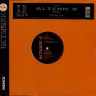 Altern 8 - Remixed Vertigo EP - Network Records - NWKTR24, Network Records - NWKTR 24
