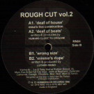 Humans Close To Orgasm / Luther Rigno - Rough Cut Vol. 2 - Rubberneck Records - RN04