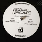 Marshall Applewhite - Advance Beyond Human EP - Clan Destine Traxx - CDR-12-015, Clan Destine Records - CDR-12-015