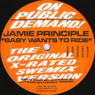 Jamie Principle - Baby Wants To Ride (X-rated Swemix Version) - Btech - 12TEK6