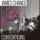 James Chance & The Contortions - Live Aux Bains Douches - Invisible Records - SCOPA 10008, S.C.O.P.A. - SCOPA 10008