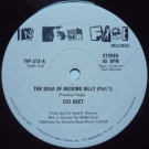 Citi Heet - The Saga Of Begging Billy / Sally 45 - In Your Face - IYF-312