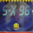 SX 96 - I Like It - High Fashion Music - 110113.6, Dureco Benelux - 110113.6
