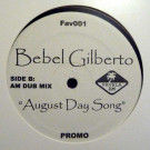 Bebel Gilberto - August Day Song - Favela AM - FAV-001