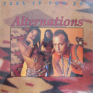 Alternations - Feel It For You - RCA - 9132-1-RD