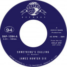 The James Hunter Six - Something's Calling / Talkin' 'Bout My Love - Daptone Records - DAP-1094