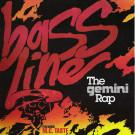 Mickey Oliver Featuring M.C. Taste - Bass Line (The Gemini Rap) - M Records - M205