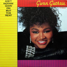 Gwen Guthrie - Ain't Nothin' Goin' On But The Rent - Polydor - 885-106-1