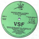 VSF - Velocity, Speed And Force - Dunk Yer Funk Records - DYF012