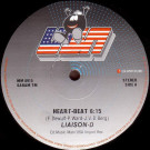 Liaisons D - Heart Beat - Music Man Records - MM 8915, USA Import Music - MM 8915