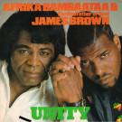 Afrika Bambaataa & James Brown - Unity - Tommy Boy - TB 847