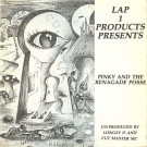 Pinky & The Renagade Posse - Lap 1 Products Presents - Pinky & The Renagade Posse - Lap One Records - LAP 0016
