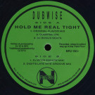 Dubwise - Hold Me Real Tight - N-Fusion - NFU 1303