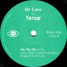 Dr Love Vs Tensɇ - Me Me Me - Oval - OVAL40