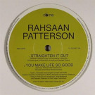 Rahsaan Patterson / Jimmy Sommers - After Hours Sampler / What Am I Gonna Do? (DJ Spinna Mix) - Dome Records - 12DOME 196