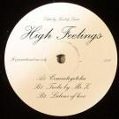 Kool DJ Dust - The Space Opera EP - High Feelings - HF002