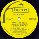 Soul Funky - Let's Get Down - Grove St. - GSR 1027