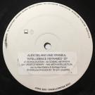 Alexi Delano & Xpansul - Intelligence Reframed EP - Plus 8 Records - plus8092