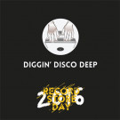 Various - Record Store Day 2016 - Diggin' Disco Deep - DDD003RSD