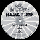 Demarkus Lewis - Why U Wanna? - Fair Park - FPR0011